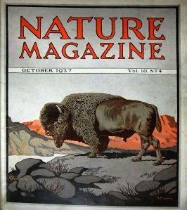 Nature magazine cover flickr