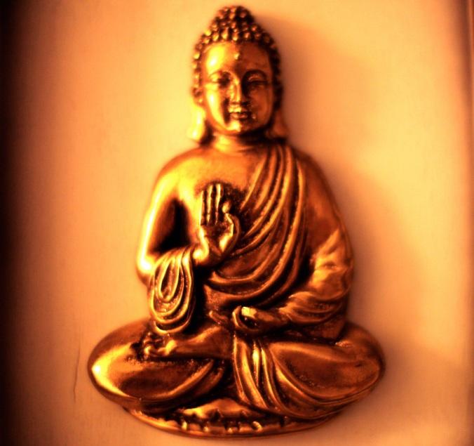 Buddha by Kaysha