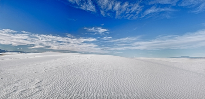WHite Sands by diana robinson flickr